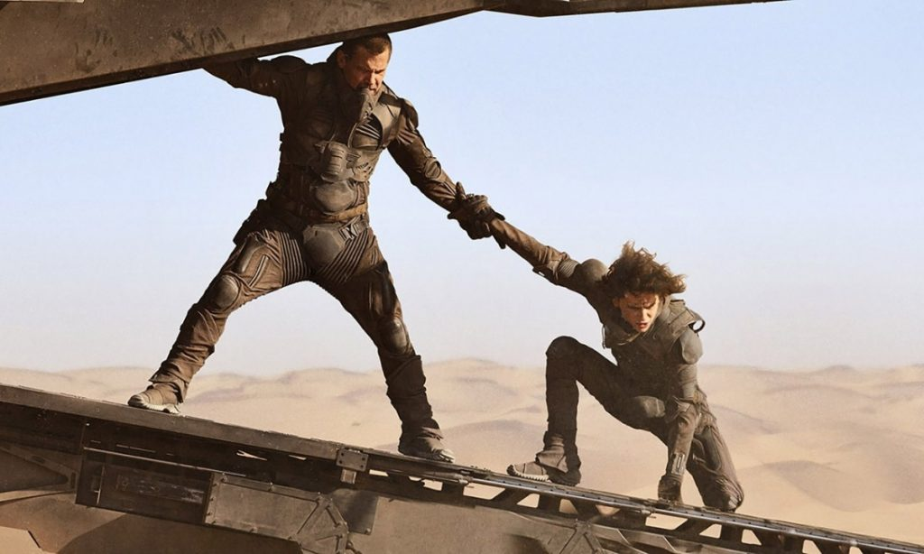 Qué dice la crítica de la película Dune (2021). Foto: Facebook oficial 'Dune' Movie