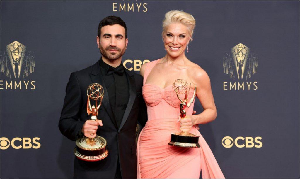 la serie Ted Lasso lleva dos categorías ganadas en los Emmy 2021