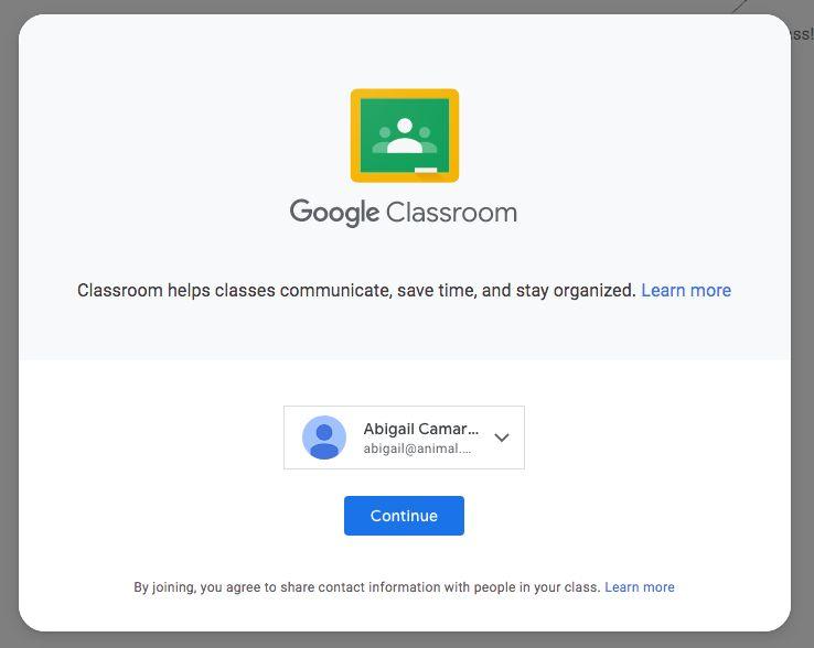 google classroom cómo acceder